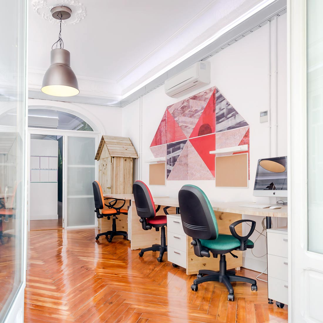 sala saxony the shed coworking madrid